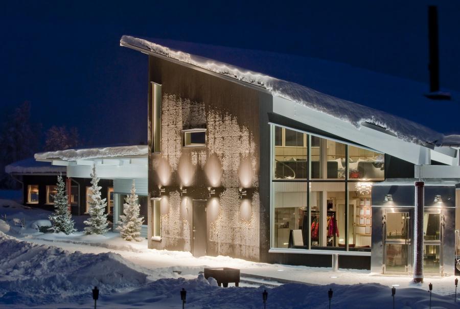 restaurang i Kiruna